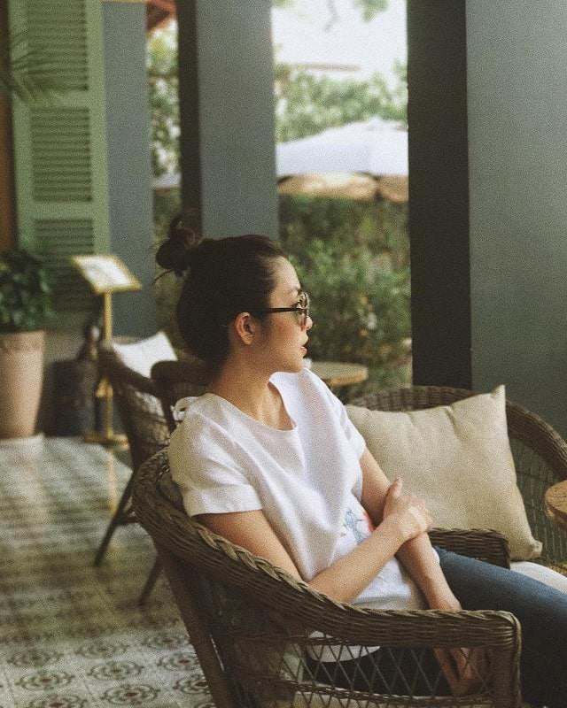 Muốn đẹp phải học Hà Tăng, không cầu kì rắc rối, chỉ một kiểu tóc mà đẹp hết bốn mùa-11