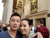 Hiếm hoi lắm vợ kém 14 tuổi của MC Anh Tuấn mới nói lời ngọt ngào với chồng, ai nghe xong cũng đổ gục vì quá tình