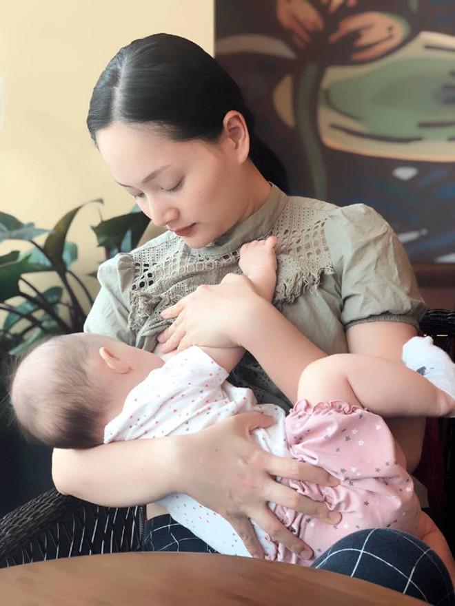 Sau thời gian trầm cảm vì sinh con, cuộc sống của Lan Phương và chồng Tây cao 2m thế nào?-2
