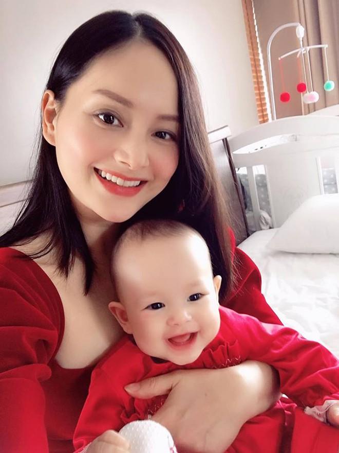 Sau thời gian trầm cảm vì sinh con, cuộc sống của Lan Phương và chồng Tây cao 2m thế nào?-3