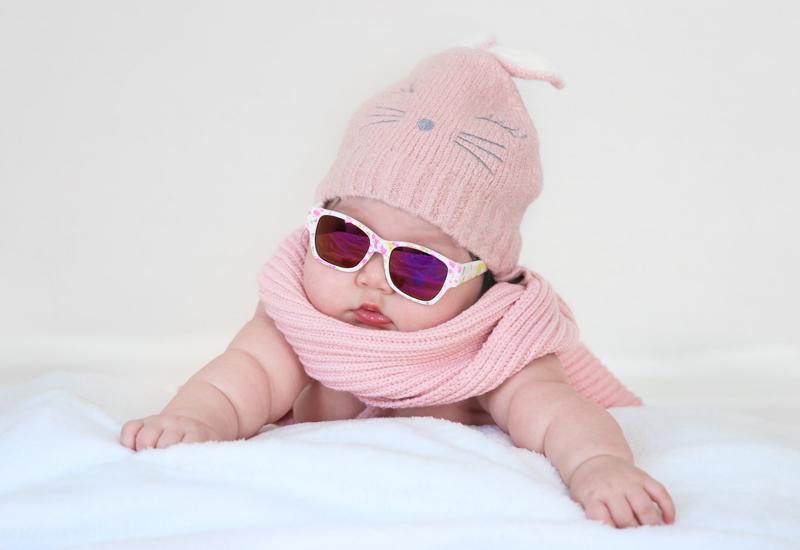 Chân dung cô nhóc mới 6 tháng đã nặng bằng bé 1 tuổi của siêu mẫu Hà Anh-18