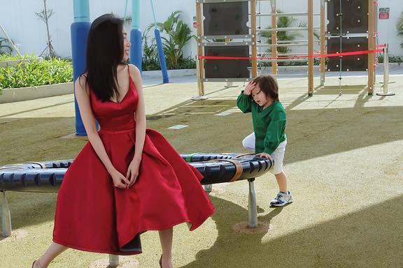 Chồng Tây vừa bị lộ danh tính, Elly Trần lại tiết lộ câu chuyện gia đình đầy bất ngờ-6