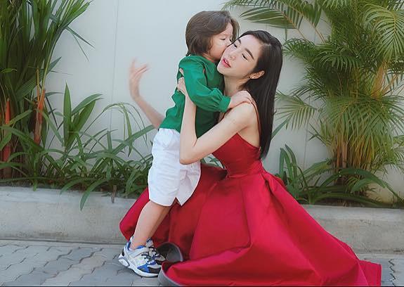 Chồng Tây vừa bị lộ danh tính, Elly Trần lại tiết lộ câu chuyện gia đình đầy bất ngờ-9