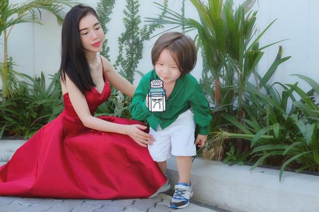 Chồng Tây vừa bị lộ danh tính, Elly Trần lại tiết lộ câu chuyện gia đình đầy bất ngờ-14