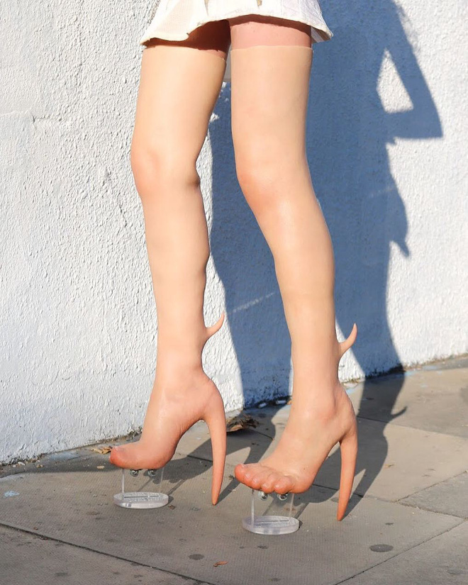 Boots Gà chín cựa giá 200 triệu dành cho các nàng muốn làm Mị Nương thời hiện đại-1