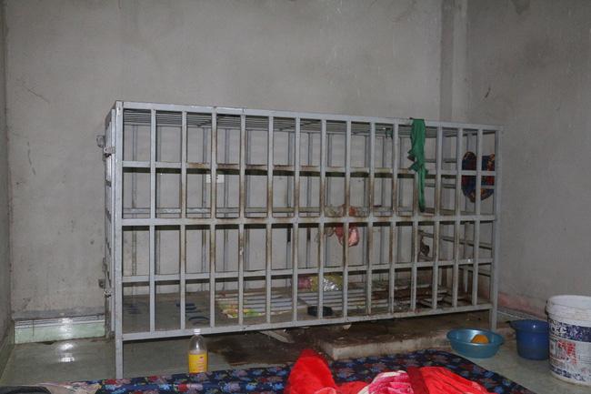 Vụ chồng bị vợ nhốt vào lồng sắt ở Thanh Hóa: Xuất hiện nhiều tình tiết mới khó tin-4