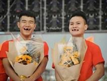 Nhan sắc của các cầu thủ Việt Nam như thế nào khi