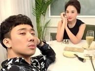 """Viết status kỉ niệm ngày yêu, Hari Won vô tình tiết lộ những """"trò lố"""" hai vợ chồng thường làm trước khi ngủ"""