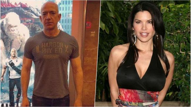 Tiết lộ mới gây sốc: Nhân tình của tỷ phú Amazon tự hào khoe khoang chuyện là kẻ thứ 3 với bạn bè-2