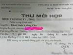 Thu tiền chống trượt tiếng Anh tại Đại học Công nghiệp Hà Nội: Nhiều cán bộ bị kỷ luật-3
