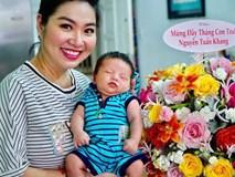 Con trai mới hơn 3 tháng, nữ diễn viên Lê Khánh đã dính bầu tập 2?