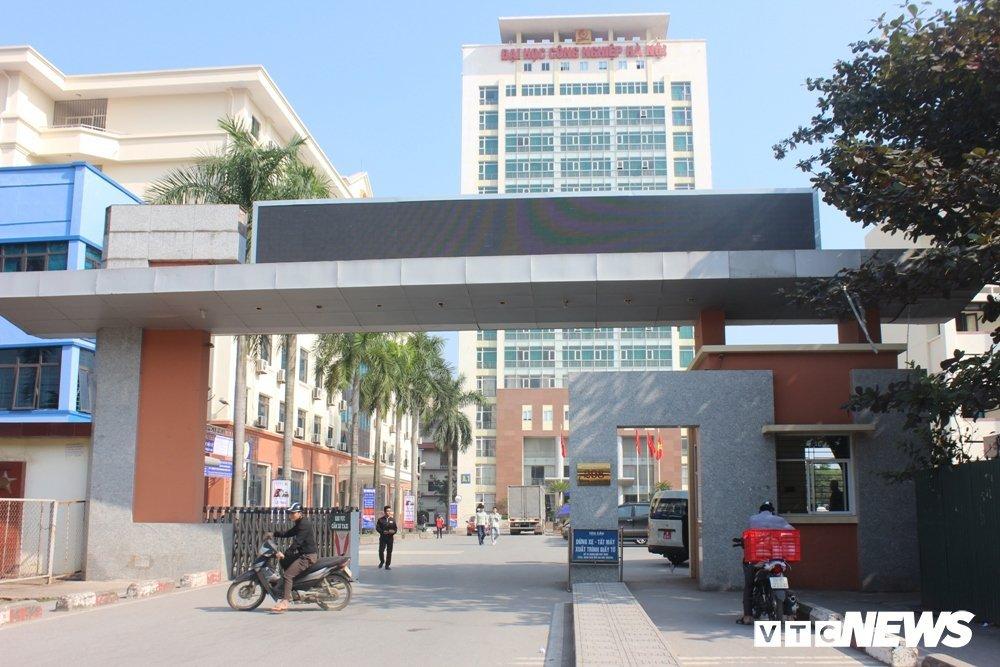 Thu tiền chống trượt tiếng Anh tại Đại học Công nghiệp Hà Nội: Nhiều cán bộ bị kỷ luật-2