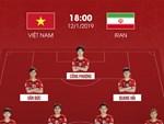 Chỉ cần hòa Iran, Việt Nam sẽ vươn lên top 2 đội xếp thứ 3 có thành tích tốt nhất Asian Cup 2019-4