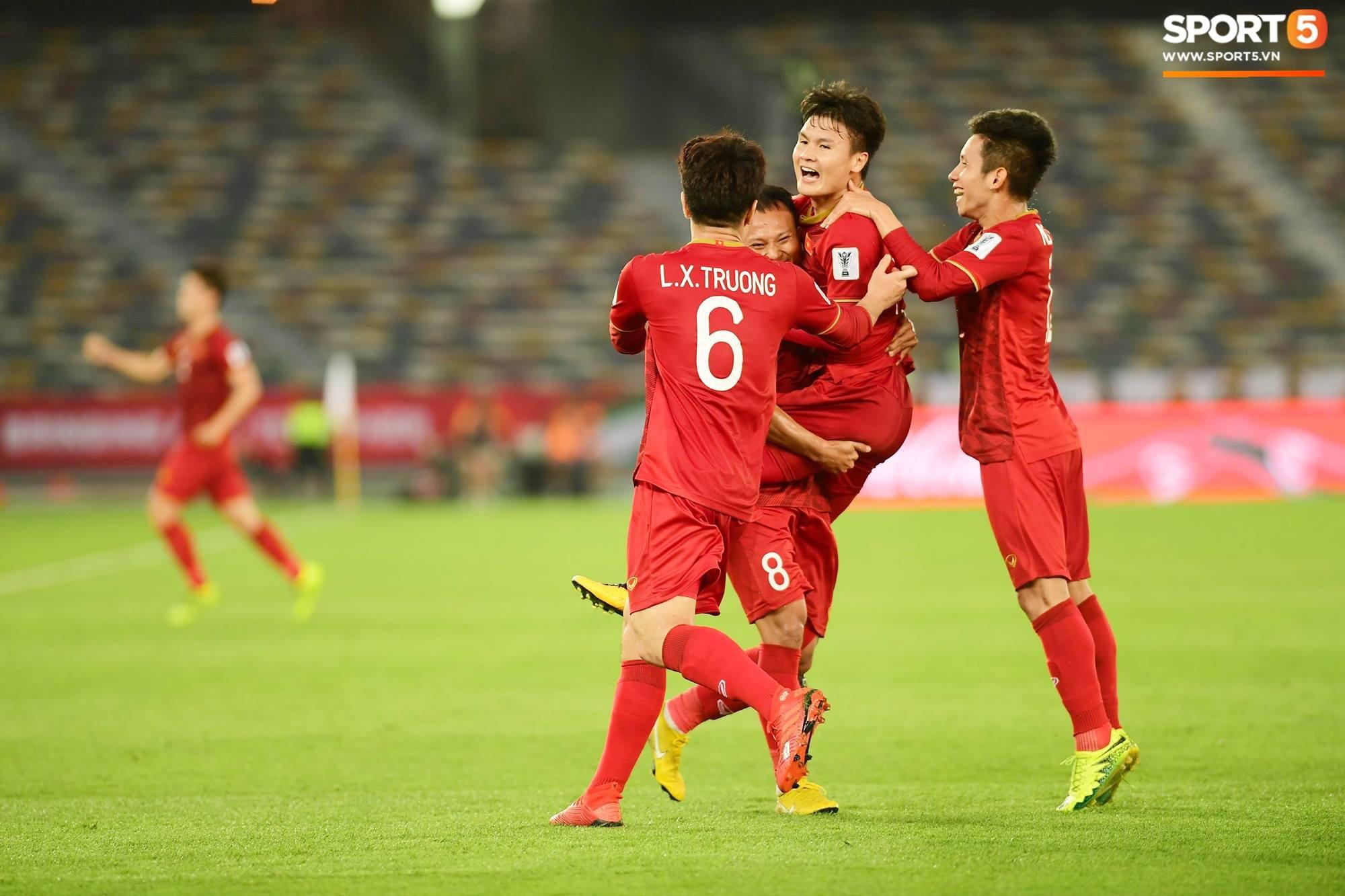 Chỉ cần hòa Iran, Việt Nam sẽ vươn lên top 2 đội xếp thứ 3 có thành tích tốt nhất Asian Cup 2019-2