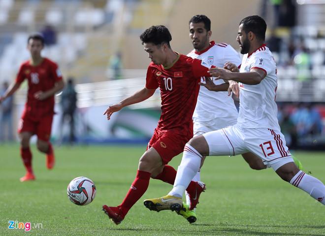 BLV Quang Huy: Tuyển Việt Nam chơi tốt, nhưng Iran quá đẳng cấp-1