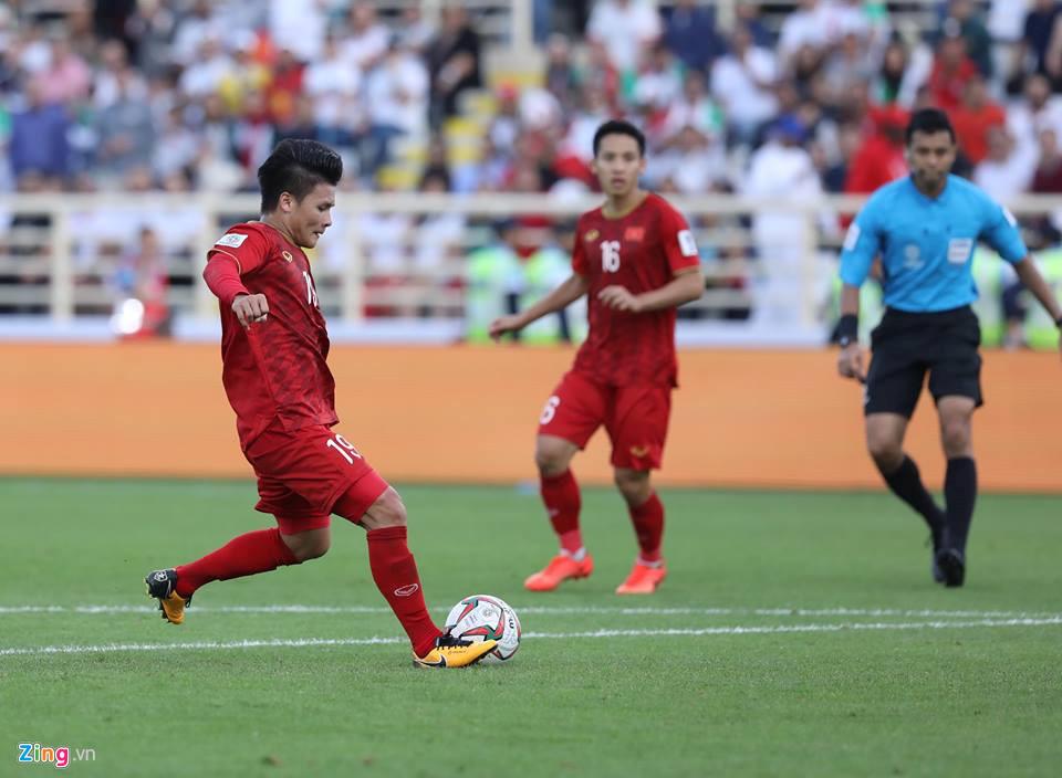 Thua Iran, nhưng nên nhớ tuyển Việt Nam đang ở sân chơi châu lục-2