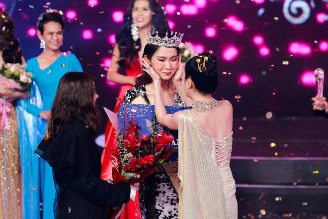 Chung kết cuộc thi dành cho người chuyển giới: MC Mỹ Linh mất bình tĩnh, gắt gỏng-8