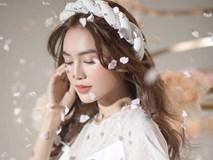Ninh Dương Lan Ngọc khiến người hâm mộ mãn nhãn với nét đẹp thần tiên đón Tết