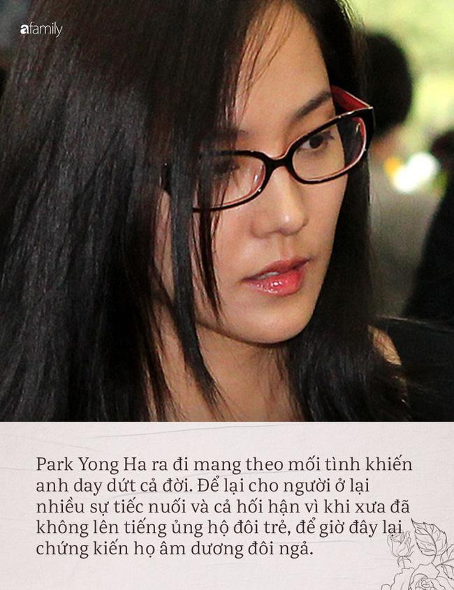 Park Yong Ha - ngôi sao đoản mệnh của Bản tình ca mùa đông và mối tình chia tay do sức ép dư luận đầy day dứt-6