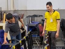 Người Sài Gòn tiết kiệm, săn đồ nội thất 'second hand' đón Tết