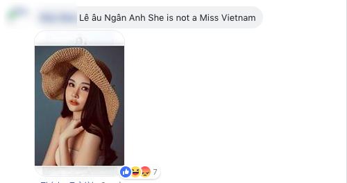 Ngân Anh bị tố thi chui với Ban tổ chức Hoa hậu Liên lục địa-4
