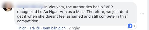 Ngân Anh bị tố thi chui với Ban tổ chức Hoa hậu Liên lục địa-5