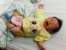 Người cha tật nguyền và con trai hơn 1 tháng mắc bệnh tim bẩm sinh cầu cứu