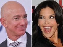 Tỷ phú Amazon bị phát hiện hôn người tình say đắm trước khi ly hôn vợ,