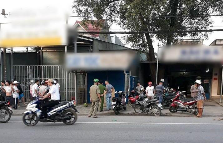 Hé lộ nguyên nhân nam thanh niên tử vong trong tư thế ngồi trên xe máy-2