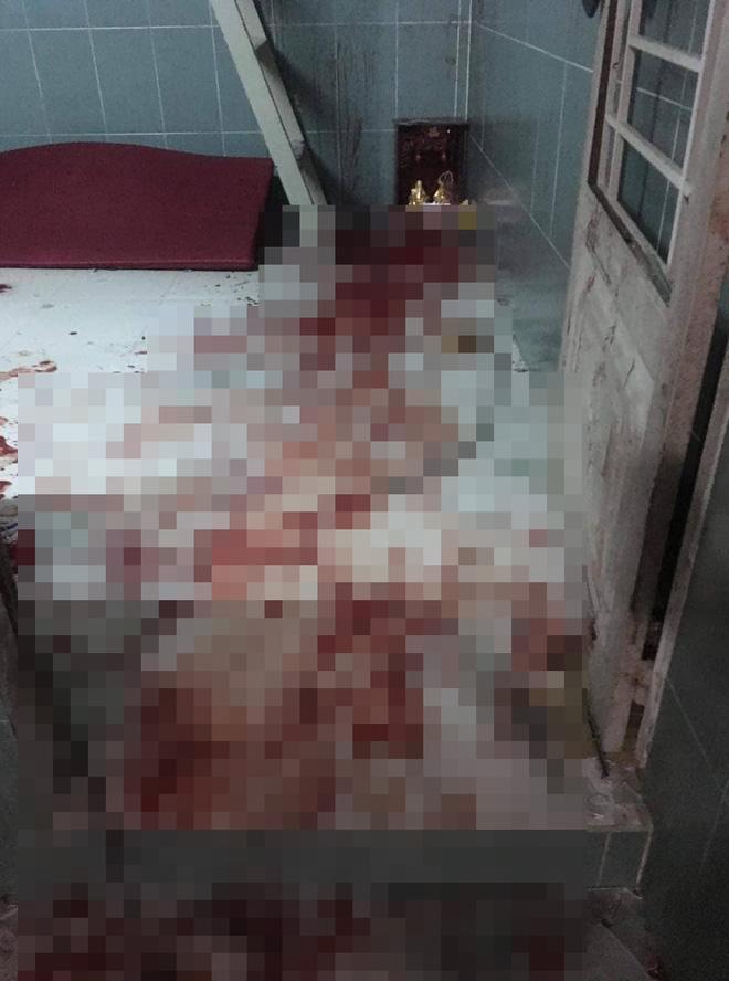 20 giang hồ Sài Gòn vác mã tấu chém gục 4 thanh niên trong phòng trọ-3