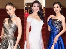 Dàn Hoa hậu, Á hậu gây 'náo loạn' thảm đỏ lễ trao giải Mai Vàng
