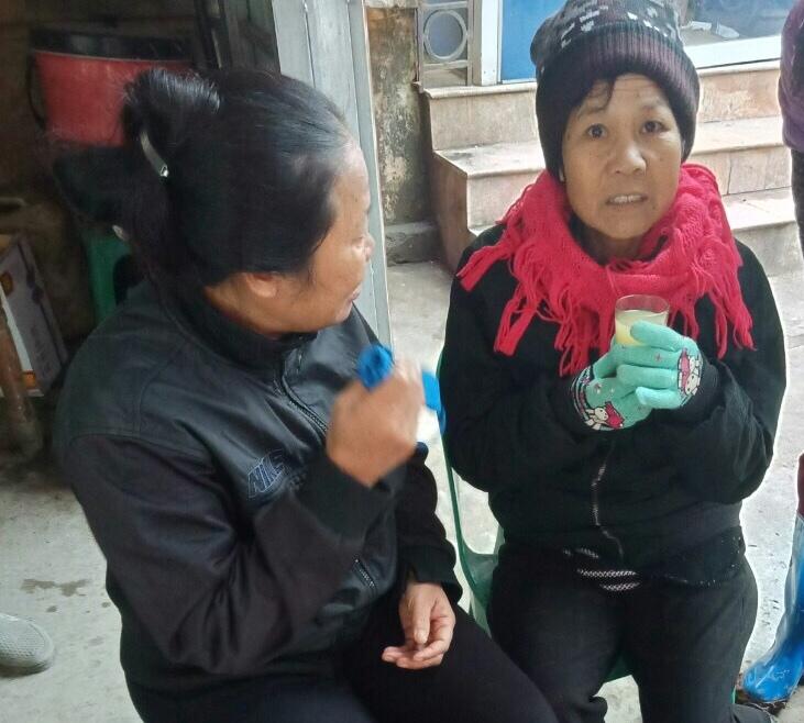Mẹ bị bán đi Trung Quốc 20 năm, con đau xót sau khi nhìn bức ảnh-3