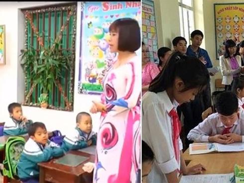 Thi dạy giỏi cấm học sinh kém đến lớp là cái tát vào bệnh thành tích-1