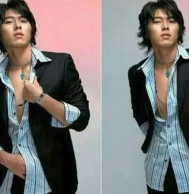 Dân mạng lục lại một thời đen tối của thời trang Hàn Quốc: Bi Rain mặc áo xẻ ngực sâu hơn cả chị em-10