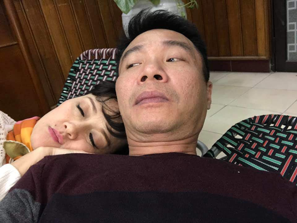 Vân Dung lộ ảnh giường chiếu với cả Nam Tào - Bắc Đẩu, dàn nghệ sĩ nói gì?-4