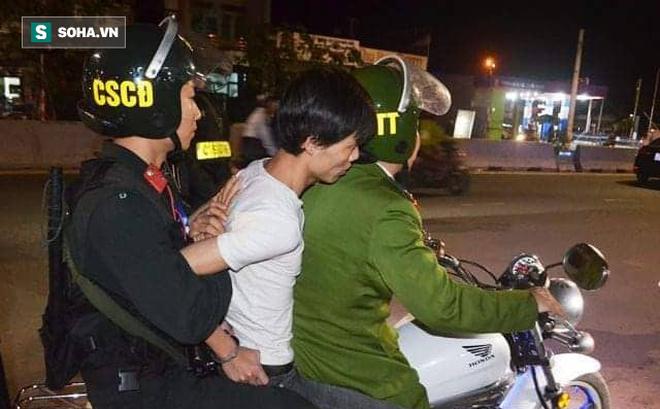 [Nóng] Giám đốc Công an Đà Nẵng: Đã bắt được tên cướp dùng súng, mìn tấn công cửa hàng Viettel-1