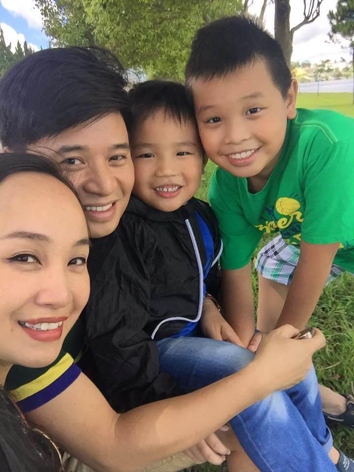 30 tuổi mới kết hôn, chẳng ai ngờ con trai Thị Mầu Thu Huyền giờ lớn bổng không nhận ra-9