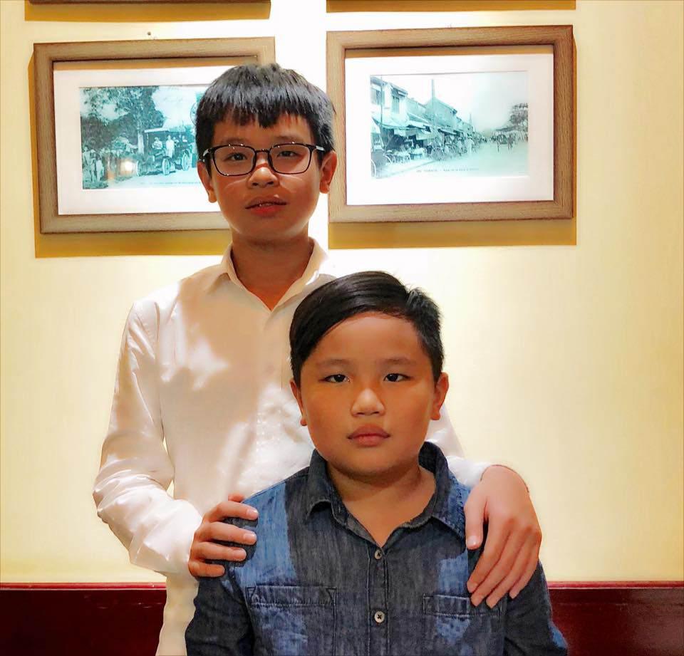 30 tuổi mới kết hôn, chẳng ai ngờ con trai Thị Mầu Thu Huyền giờ lớn bổng không nhận ra-7