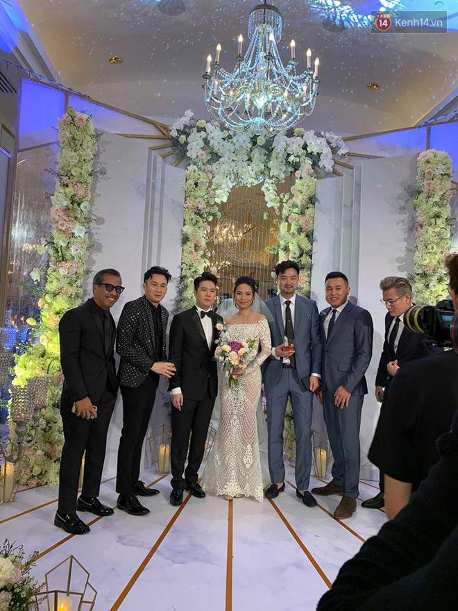 Dù rất hồi hộp, Lê Hiếu vẫn kịp nhắn đến bà xã lời hứa ngọt ngào trong đám cưới-4