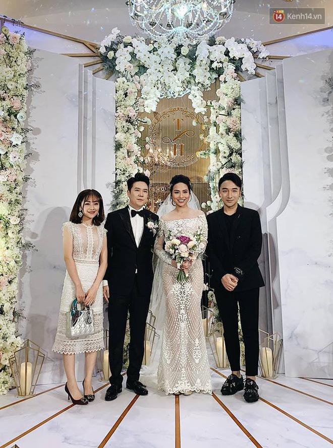 Dù rất hồi hộp, Lê Hiếu vẫn kịp nhắn đến bà xã lời hứa ngọt ngào trong đám cưới-2