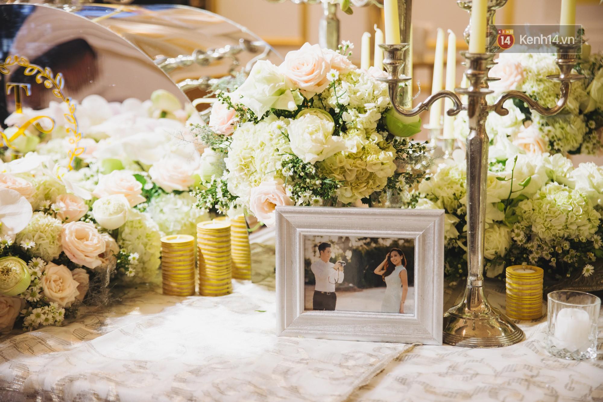 Dù rất hồi hộp, Lê Hiếu vẫn kịp nhắn đến bà xã lời hứa ngọt ngào trong đám cưới-5