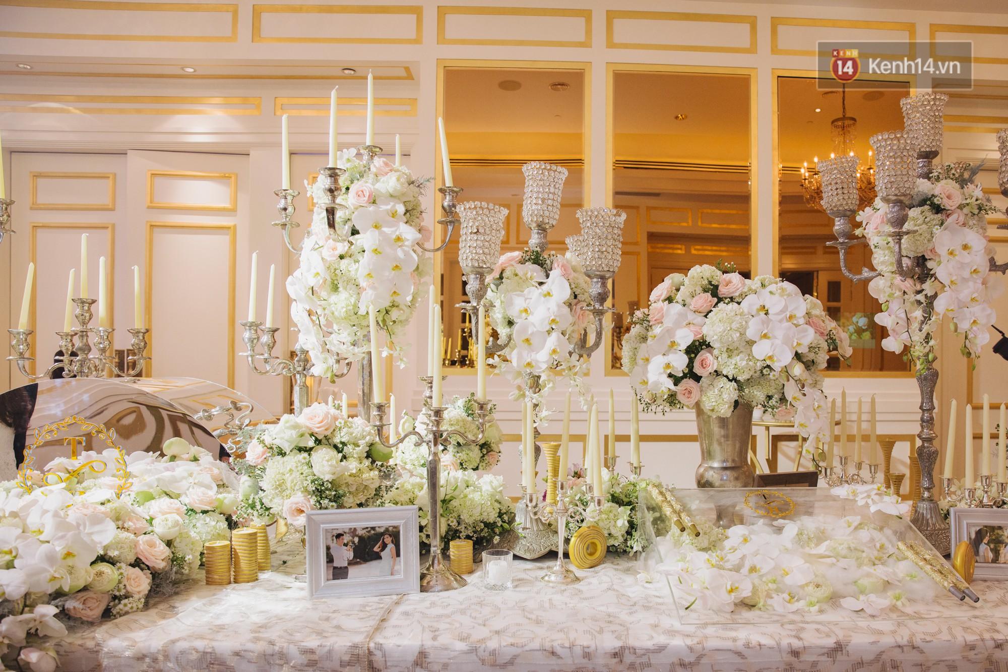 Dù rất hồi hộp, Lê Hiếu vẫn kịp nhắn đến bà xã lời hứa ngọt ngào trong đám cưới-6