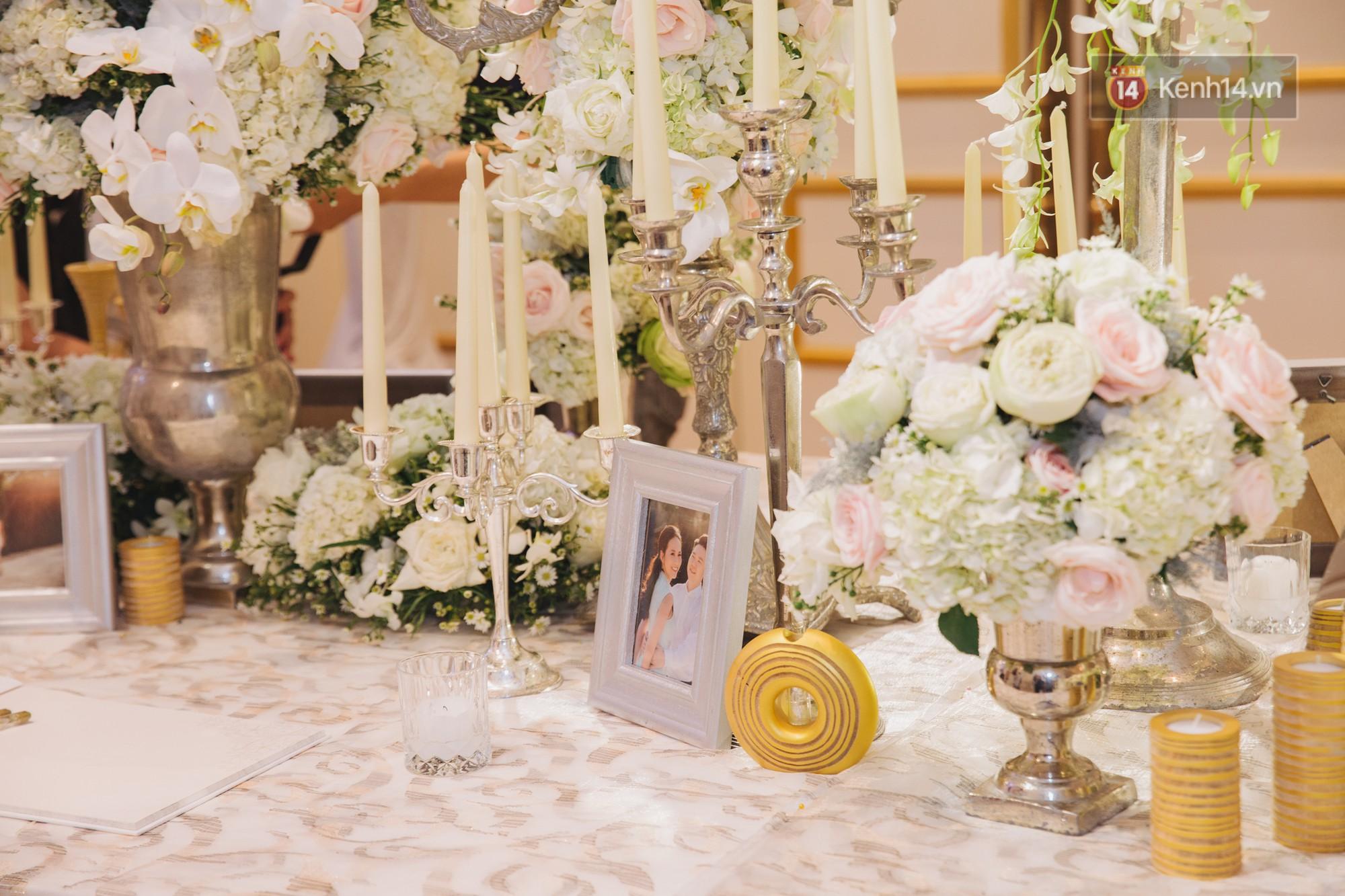Dù rất hồi hộp, Lê Hiếu vẫn kịp nhắn đến bà xã lời hứa ngọt ngào trong đám cưới-7