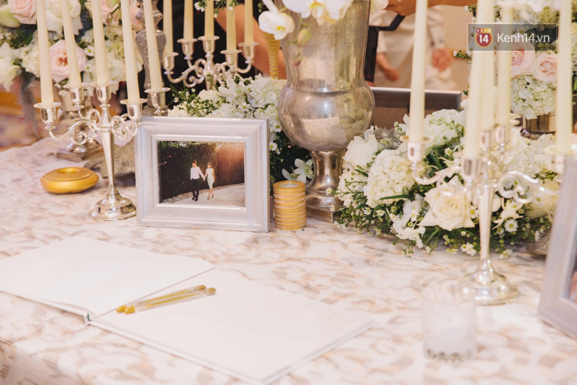 Dù rất hồi hộp, Lê Hiếu vẫn kịp nhắn đến bà xã lời hứa ngọt ngào trong đám cưới-8