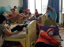 Hàng loạt thai phụ, trẻ nhỏ bị sởi rồng rắn nhập viện tại TP.HCM: Tăng gấp 50 lần, nhiều trường hợp không chích ngừa