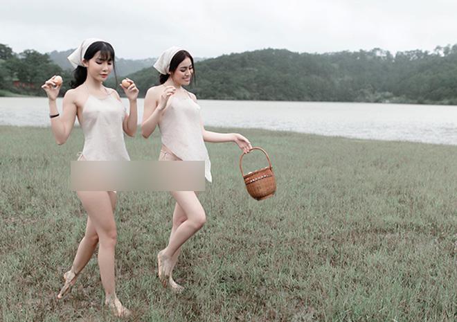 Điểm danh những lần ăn mặc quá lố, khoe của nải hết cỡ của người đẹp thị phi Thư Dung-3