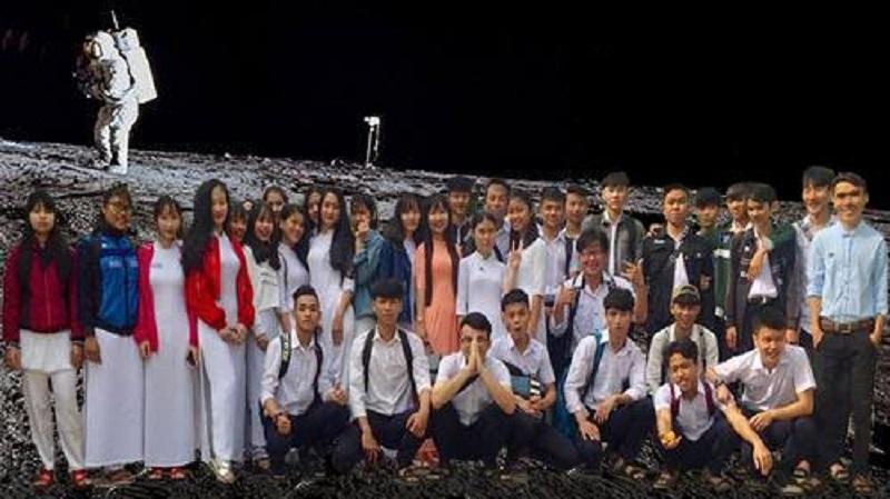Phát sốt với trào lưu đưa lớp học đi muôn nơi của teen Việt-22