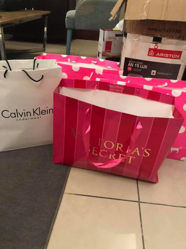 Chi hẳn 15 triệu mua đồ lót làm quà Tết tự thưởng cho mình, mẹ đơn thân gây tranh cãi vì hoang phí-2