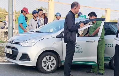 Vụ tài xế taxi ở Cà Mau bị cứa cổ: Điểm lạ...-1