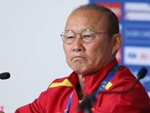 HLV Park Hang-seo: 'Tôi tin sẽ giành chiến thắng trước Yemen'